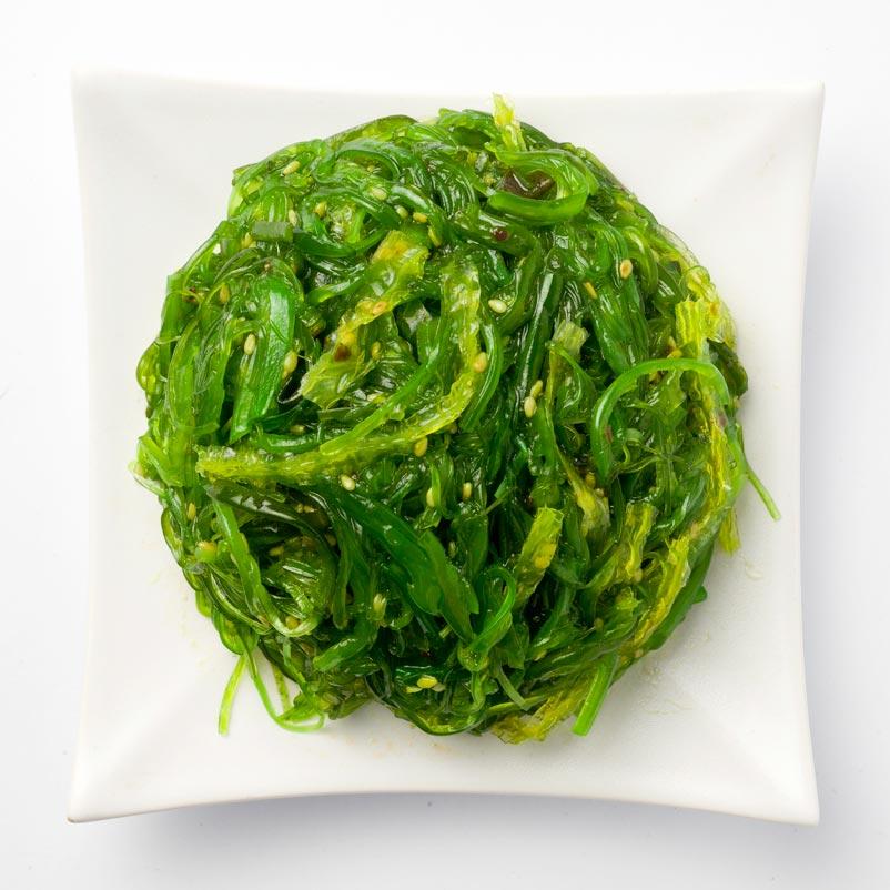 Salade Wakamé piquant